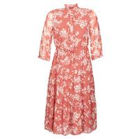 textil Mujer vestidos largos Vero Moda VMDINO Naranja