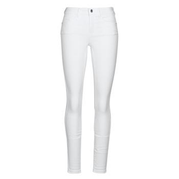 textil Mujer Vaqueros slim Vero Moda VMSEVEN Blanco