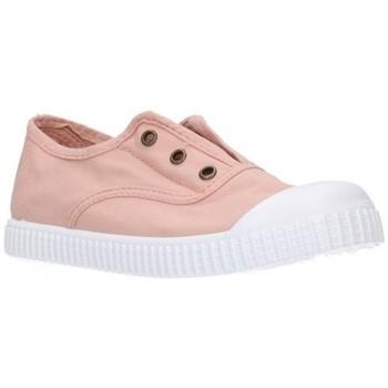 Zapatos Niña Zapatillas bajas Potomac 292   C247   Nude Niña Nude rose