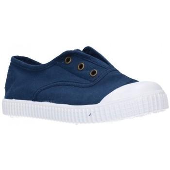 Zapatos Niño Zapatillas bajas Potomac 292   C57    Azul Marino Niño Azul marino bleu