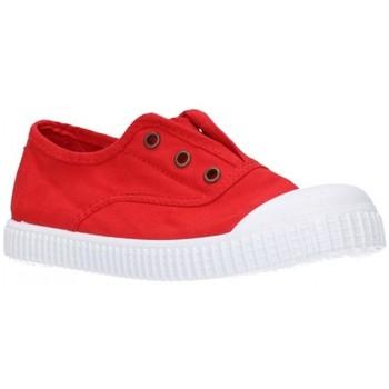 Zapatos Niño Zapatillas bajas Potomac 292   C39    Rojo Niño Rojo rouge