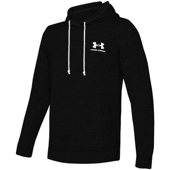 textil Hombre Sudaderas Under Armour Sportstyle Terry Hoodie Negros
