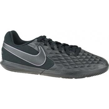 Zapatos Niños Sport Indoor Nike Tiempo Legend 8 Club IC Jr negro