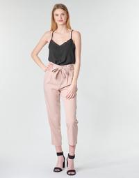 textil Mujer Pantalones con 5 bolsillos Betty London MOUDI Rosa