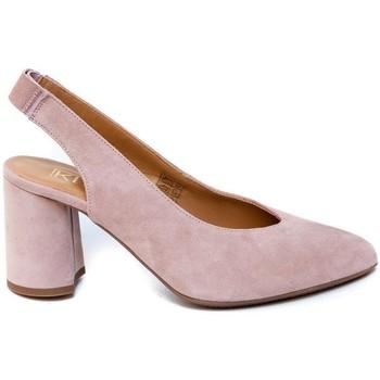 Zapatos Mujer Derbie & Richelieu Barminton 4071 Rosa