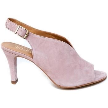 Zapatos Mujer Sandalias Barminton 2539 Rosa