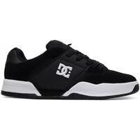 Zapatos Hombre Zapatos de skate DC Shoes Central Negro