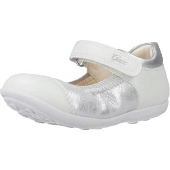 Zapatos Niña Derbie & Richelieu Geox B JODIE B Plata