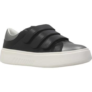 Zapatos Mujer Zapatillas bajas Geox D NHENBUS C Negro