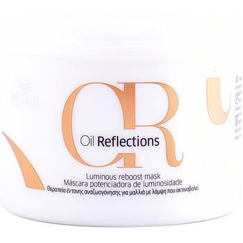Belleza Acondicionador Wella Or Oil Reflections Luminous Reboost Mask  500 ml
