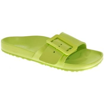 Zapatos Mujer Zuecos (Mules) Kelara K02022 Verde