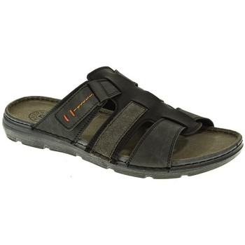 Zapatos Hombre Sandalias Kelara 8002 Negro