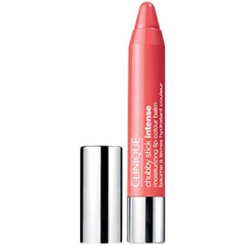 Belleza Mujer Pintalabios Clinique LABIAL CHUBBY STICK INTENSE 04 HEFTIEST HIBISCUS Multicolor