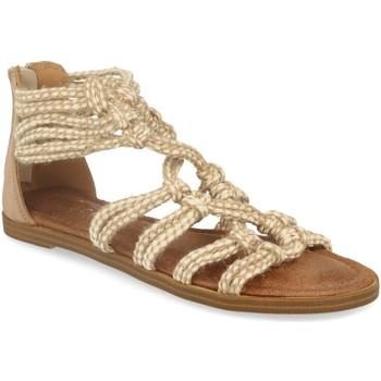 Zapatos Mujer Sandalias Virucci VR0-68 Beige