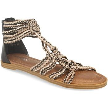 Zapatos Mujer Sandalias Virucci VR0-68 Negro