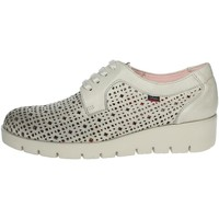 Zapatos Mujer Derbie CallagHan 89864 Gris hielo