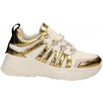 Zapatos Mujer Zapatillas bajas Tosca Blu ORTENSIA 00o-bianco-oro
