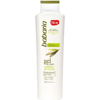 Belleza Productos baño Babaria OLIVE OIL GEL DE BAÑO 600ML Multicolor