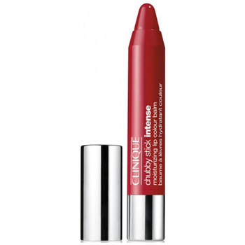 Belleza Mujer Pintalabios Clinique CHUBBY STICK INTENSE LIP BALM Nº14 ROBUST ROUGE Multicolor
