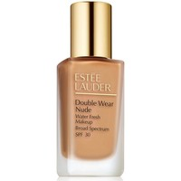 Belleza Mujer Base de maquillaje Estee Lauder DOUBLE WEAR NUDE WATER FRESH MAKEUP 4N2 SPICED Multicolor