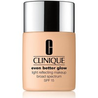 Belleza Mujer Base de maquillaje Estee Lauder CLINIQUE EVEN BETTER GLOW LIGHT REFLECTING MAKEUP SPF15 CN58 Multicolor