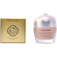 Belleza Mujer Base de maquillaje Shiseido FUTURE SOLUTION LX TOTAL RADIANCE FOUNDATION N2 Multicolor