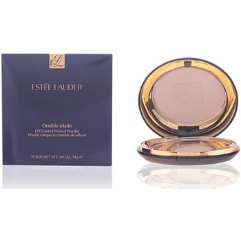 Belleza Mujer Colorete & polvos Estee Lauder DOUBLE MATTE OIL-CONTROL PRESSED POWDER 03 Multicolor