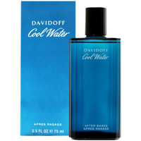 Belleza Hombre Cuidado Aftershave Davidoff COOL WATER AFTER SHAVE 75ML VAPO Multicolor