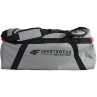 Bolsos Mochila de deporte 4F Travel Bag gris