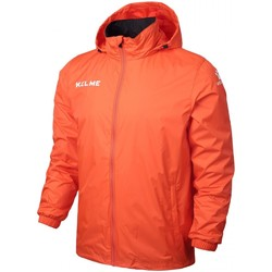 textil chaquetas de deporte Kelme CHUBASQUERO STREET Naranja