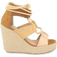 Zapatos Mujer Sandalias Buonarotti 1DB-0190 Camel