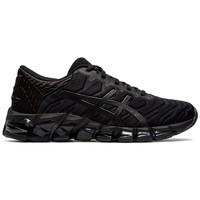 Zapatos Niños Zapatillas bajas Asics Baskets enfant  Gel-Quantum 360 5 noir/noir