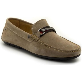 Zapatos Hombre Mocasín Esteve 0604 Beige