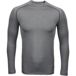 Ropa interior Hombre Camiseta interior Rhino RH001 Gris