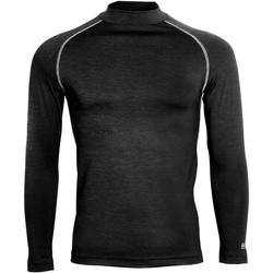 Ropa interior Hombre Camiseta interior Rhino RH001 Negro