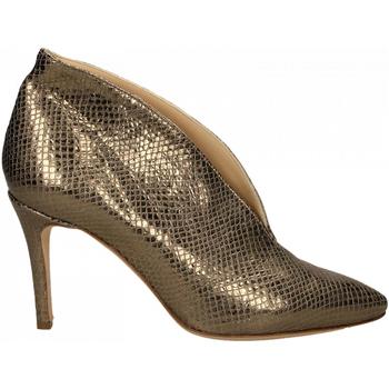 Zapatos Mujer Botines L'arianna SERPENTE LAMINATO peltro