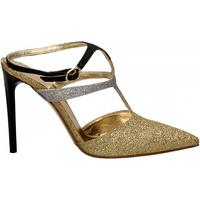 Zapatos Mujer Zapatos de tacón Ororo GLITTER nero