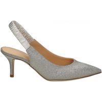 Zapatos Mujer Derbie Guglielmo Rotta LUXURY/NAPPA LUX argento