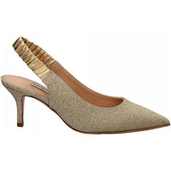 Zapatos Mujer Derbie Guglielmo Rotta LUXURY/NAPPA LUX oro-chiaro