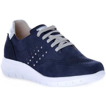 Zapatos Mujer Zapatillas bajas Grunland BLU CALL Blu