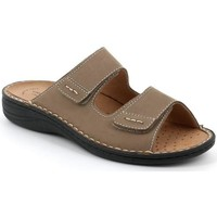 Zapatos Hombre Zuecos (Mules) Grunland DSG-CE0159 MARRONE