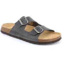 Zapatos Hombre Zuecos (Mules) Grunland DSG-CB1631 ANTRACITE