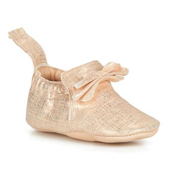 Zapatos Niños Pantuflas Easy Peasy BLUMOO NOEUD Rosa