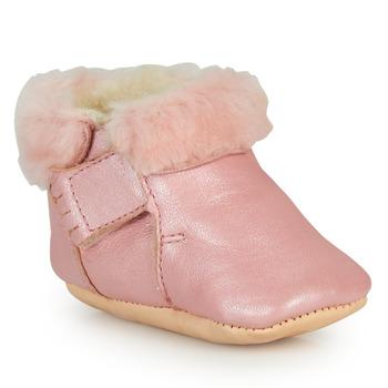 Zapatos Niña Pantuflas Easy Peasy FOUMOU Rosa