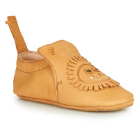 Zapatos Niños Pantuflas Easy Peasy BLUBLU LION Cognac