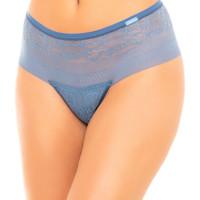 Ropa interior Mujer Braguitas Janira Braguita brasileña Azul