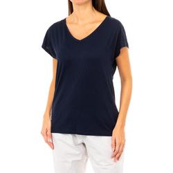 textil Mujer camisetas manga corta Tommy H Underwear Camiseta M/Corta Tommy Hilfiger Azul