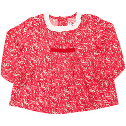textil Niña Tops / Blusas Neck And Neck Blusa manga larga Neck & Neck Rojo