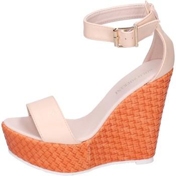Zapatos Mujer Sandalias Solo Soprani BN641 beige
