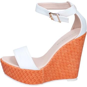 Zapatos Mujer Sandalias Solo Soprani BN642 blanco